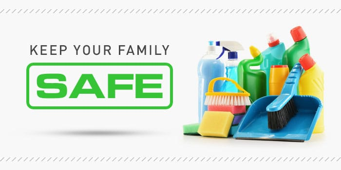 Keep Your Family Safe…