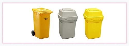 Image of Nappy bin rentals available.