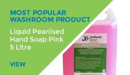 Most Popular Washroom Product
