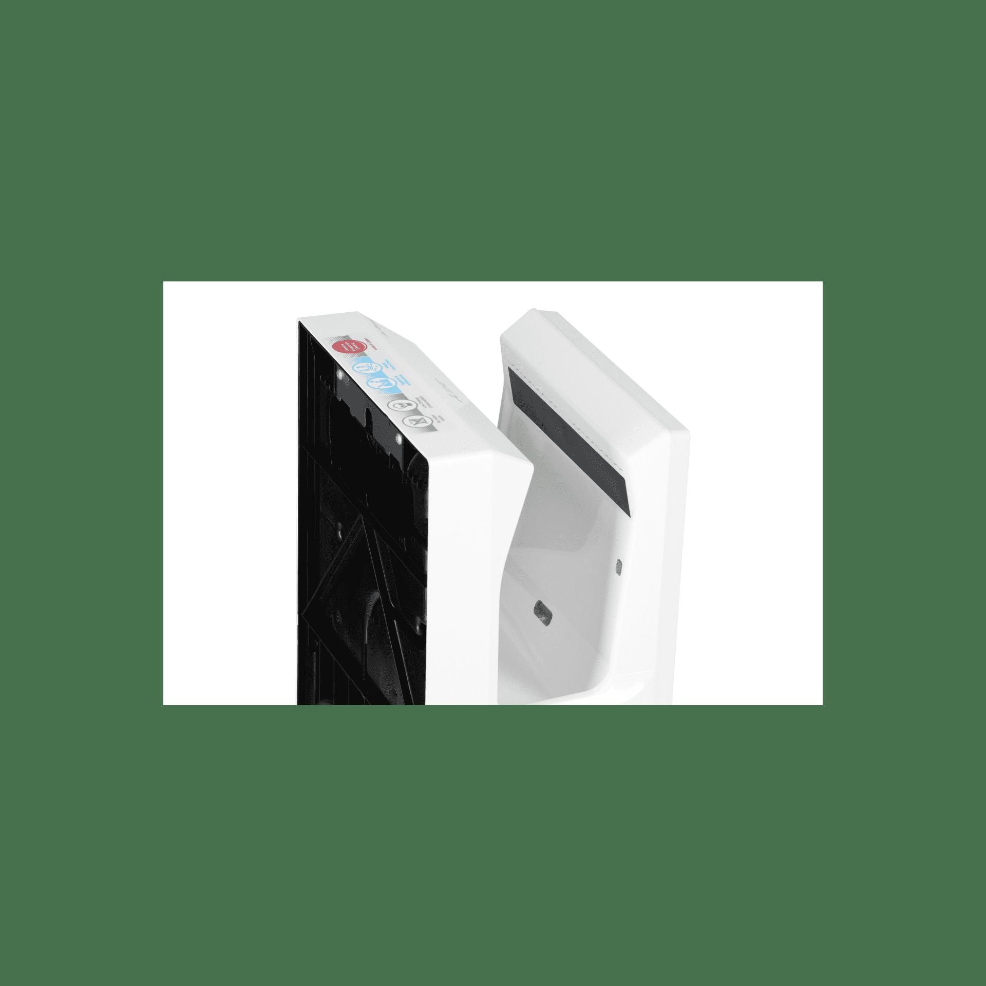 jet blade uv mitsubishi dryer air from bremmer handsinhanddryer dryers driers blades hands hand in executive