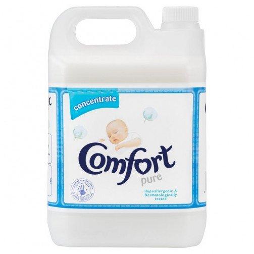 Comfort Pure White Fabric Conditioner 5L