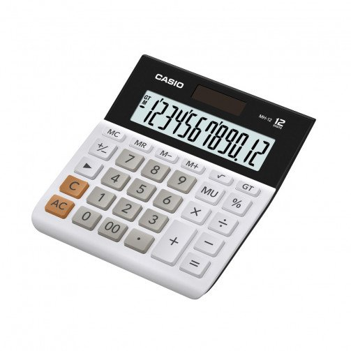 Casio Large 12 Digit Desk calculator
