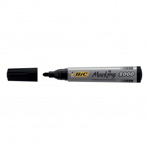 Bic Perm Mkr Bullet 1.7mm Black 820915