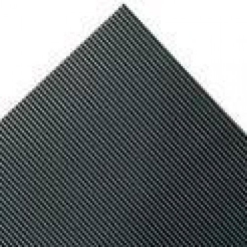 Rubber Ribbed Mat