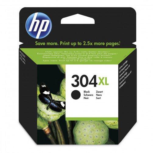 HP No.304XL HY Ink Cartridge Blk N9K08AE
