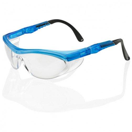 B-Brand Utah Safety Specs w/ Neck Cord x 10