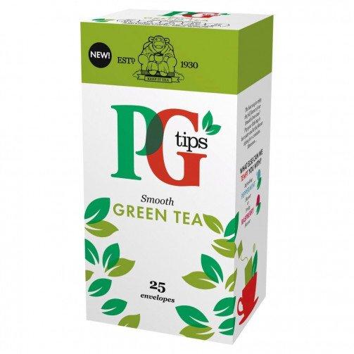 PG Green Tea Enveloped PK25