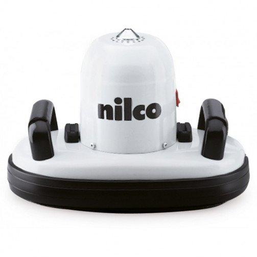 Nilco Hand Held Dual Dish Polishing Machine