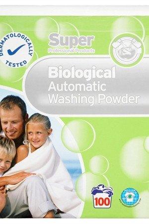 Super Biological Washing Powder 8 1 Kg 100 Wash