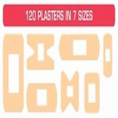Washproof Plasters x 120