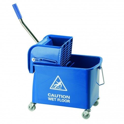 King Speedy Flat Mopping Bucket and Wringer