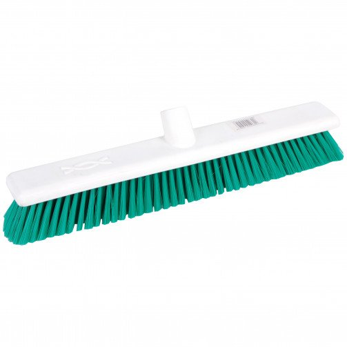 Hygiene Broom Head Soft 18""