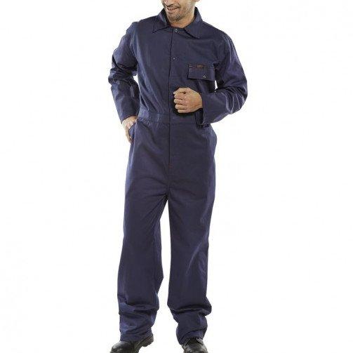 Click Cotton Boilersuit