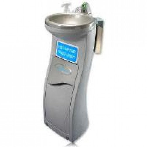 Teal Hygienius Pro-Wash Hot Hand Wash Station