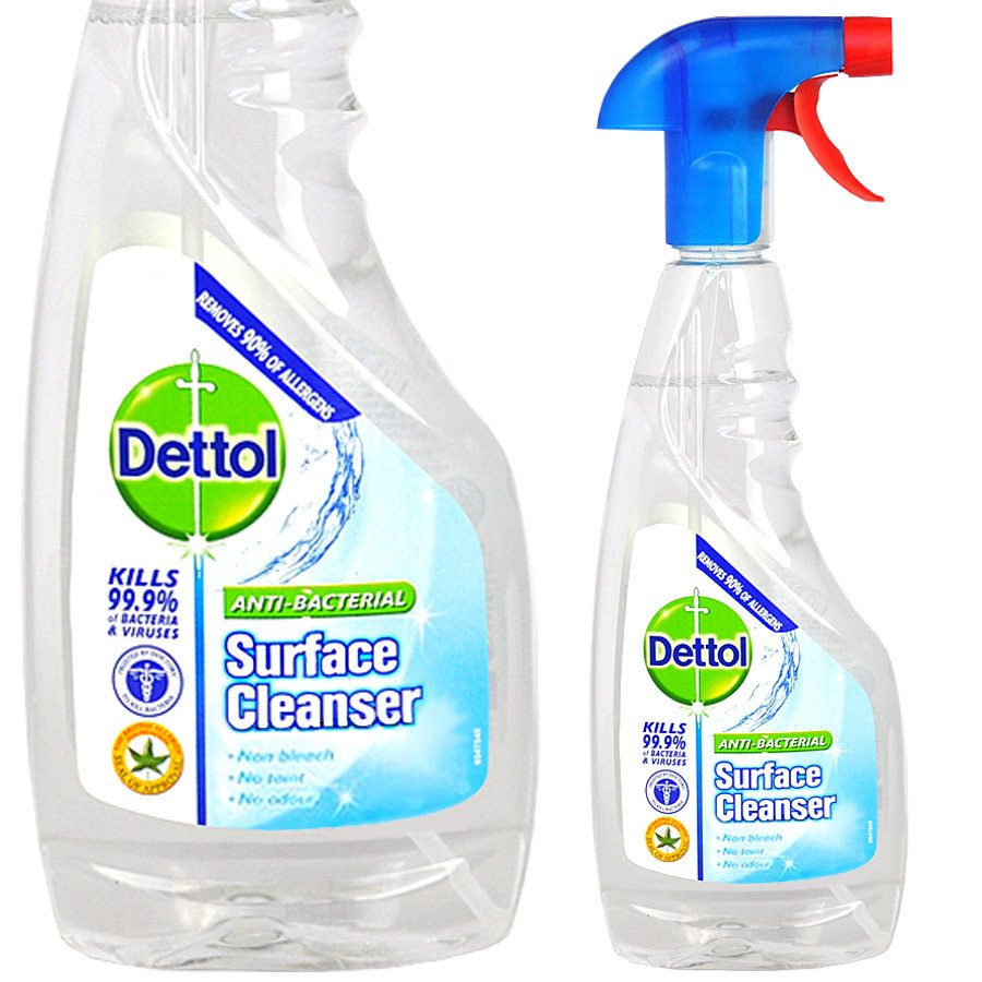 Dettol Antibacterial Surface Spray 500ml Janitorial