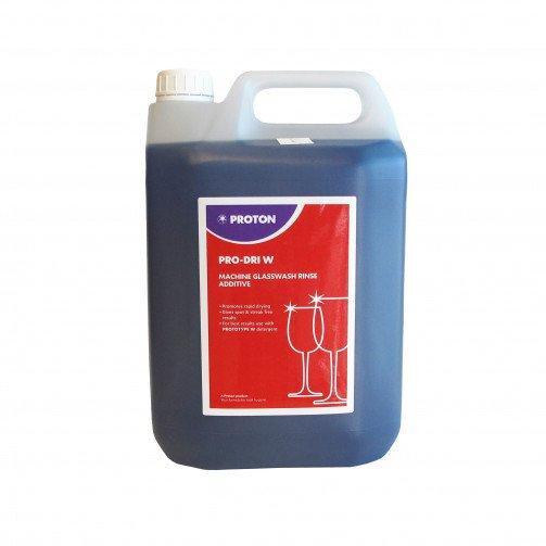 Pro-Dri W Rinse Aid 5 litre