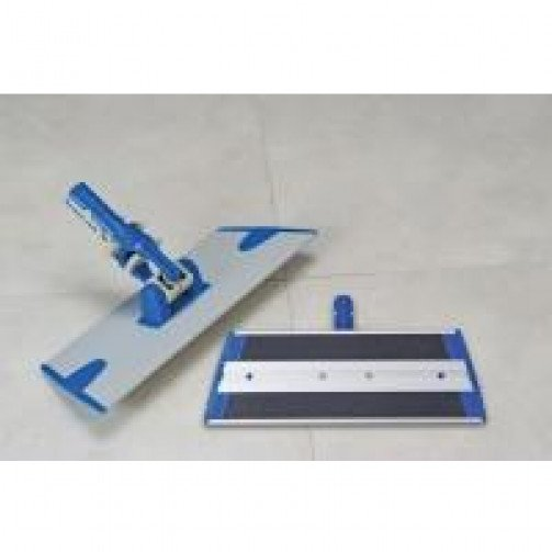 Hy Style Microfibre Flat Mopping Frame 16 X 10 Janitorial Direct Ltd