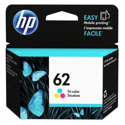 HP 62 Ink Cart Tri Colour C2P06AE