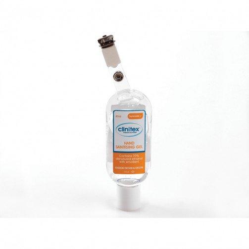 Clinitex Alcohol Hand SanitisingGel 80 x 50ml