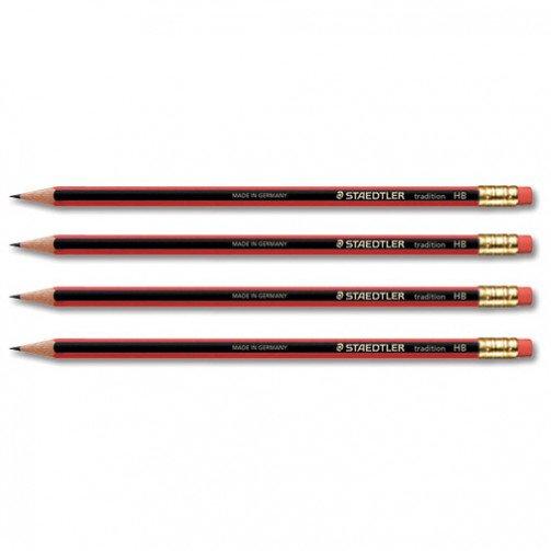 Staedtler PEFC Trad R/tip Pencils 112-HB