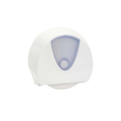 Jumbo Toilet roll Dispenser White
