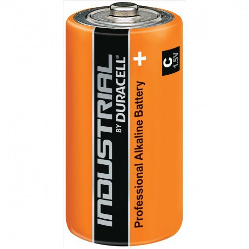 Duracell Industrial Batteries SizeC Pk10
