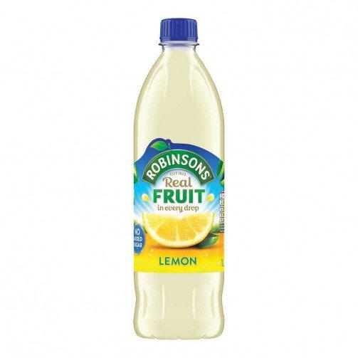 Robinsons NAS Squash Lemon 1lt Pk12