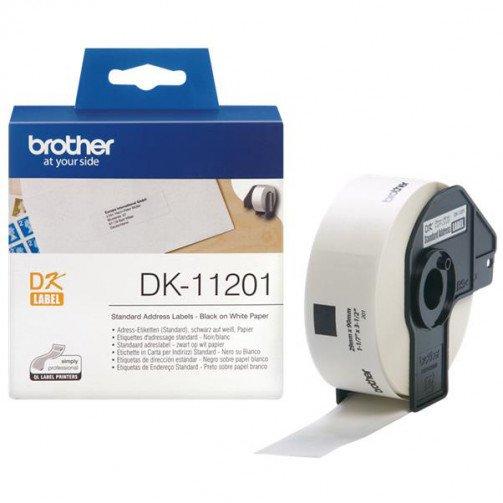 Brother Label  Standard Address DK11201