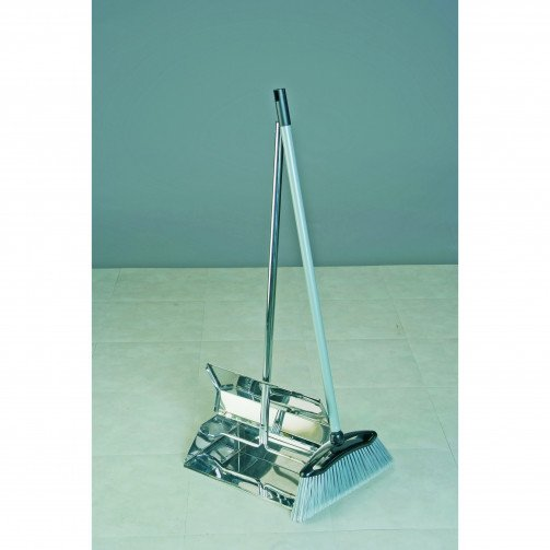 Contico Lobby Dustpan Stainless Steel