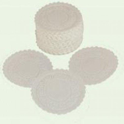 Coasters Plain White x 5000