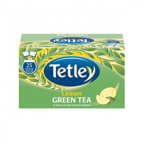 Green Tea with Lemon TeaBags PK25 1296