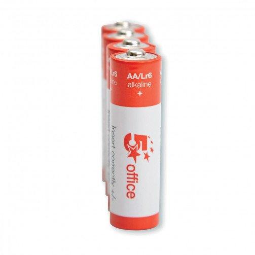 5 Star Batteries AA PK4