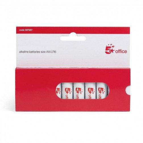 5 Star Batteries AA PK10
