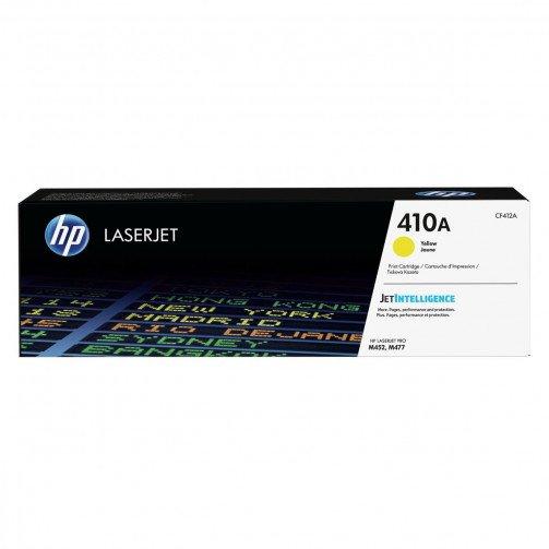 HP 410A Toner Cartridge Yellow CF412A