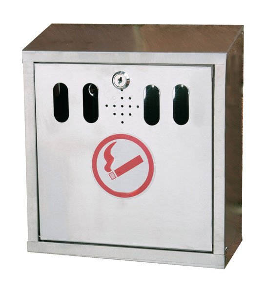 Outdoor Wall Ashtray Janitorial Direct Ltd