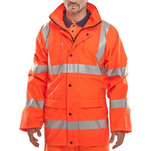 Super B-Dri EN471  Jacket