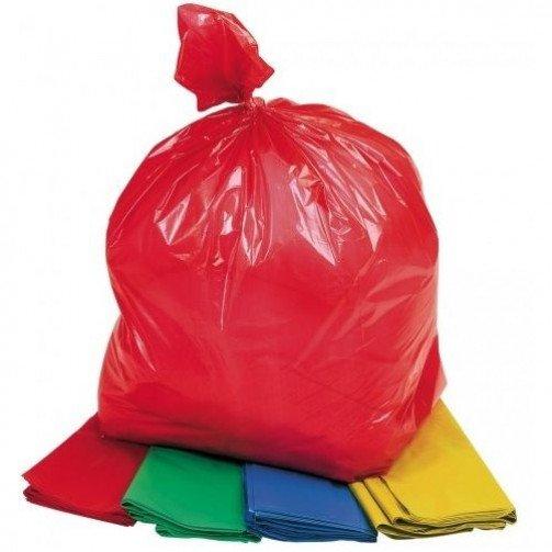 Refuse Sacks - Coloured Medium Duty