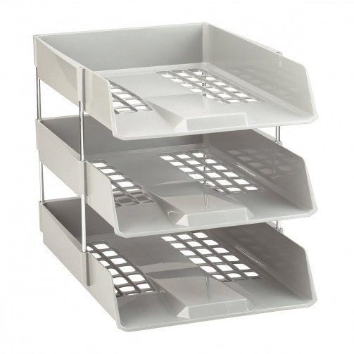 Avery Standard Letter Tray 1132LGRY