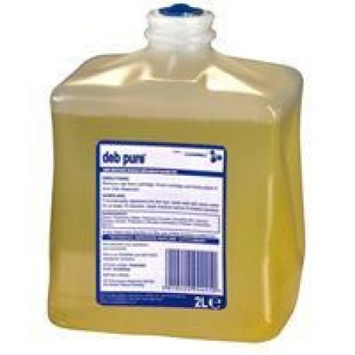 Soap - Deb Pure Hand Wash Cartridges - 4 x 4Ltr