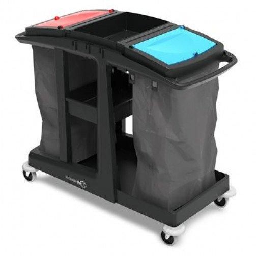 Numatic ECO-Matic Cleaning Trolley EM4