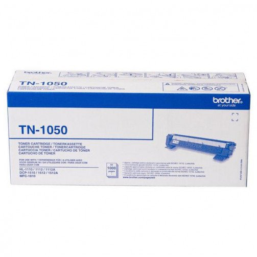 Brother TN1050 TonerCart Blk