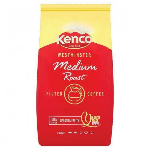 Kenco W/minster Med Roast 1Kg 4032279