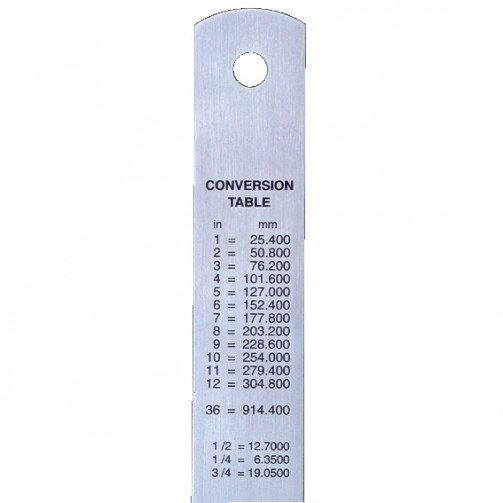Linex Steel Ruler 300m LXESL30