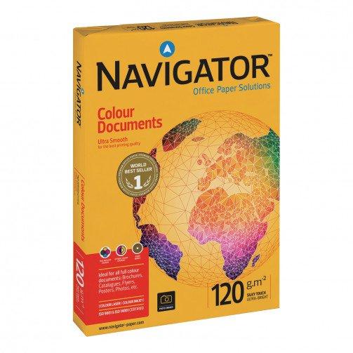 Navigator FSC Col Doc A3 120gsm Pk500