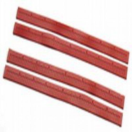 Replacement Polyurethane Blade Set  x 4
