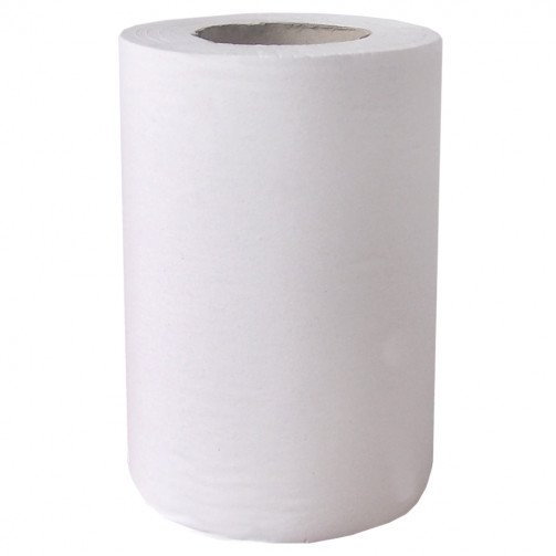 Roll Towels 1ply x 6 rolls White