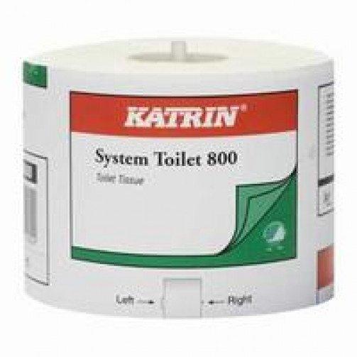 Katrin Toilet Rolls 2Ply x 36 800 Sheet