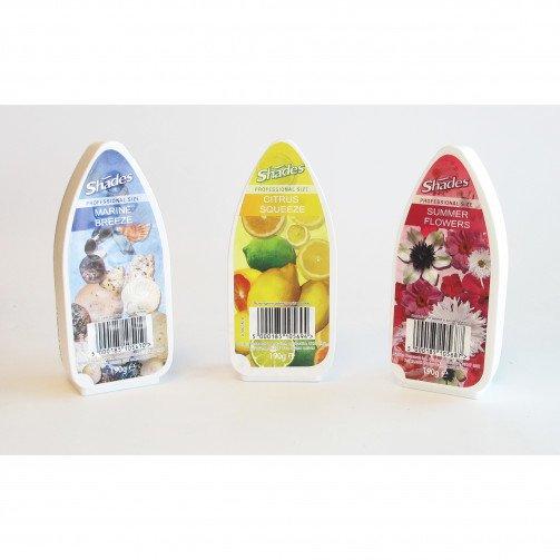 Shades Gel Air Fresheners 190G
