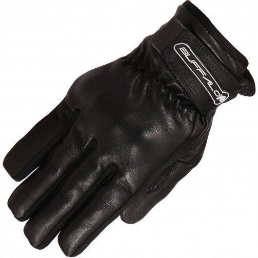 Thinsulate Lined Leather Motorcycle Gloves