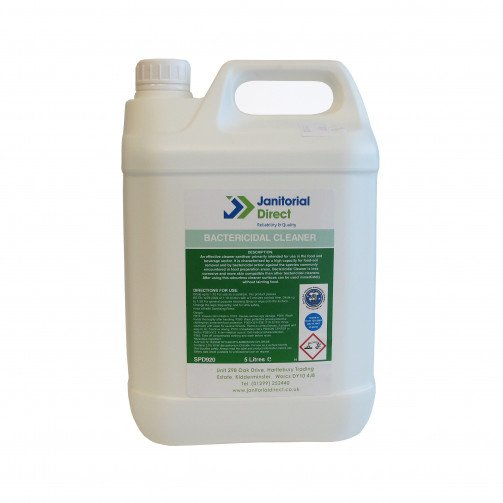Bactericidal Cleaner 5 Litres